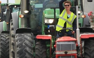 7th ANNUAL WEST CLARE TRACTOR RUN RAISES €4,420.00 FOR WEST CLARE CANCER CENTRE!!!!!!!