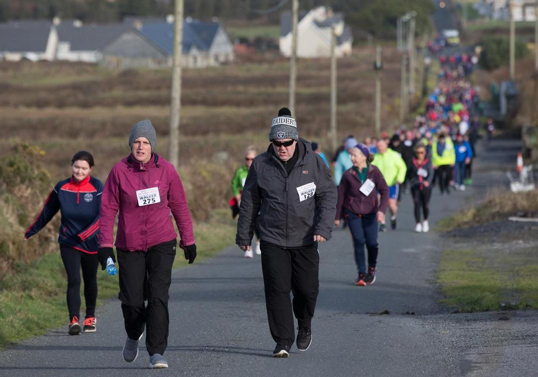 West Clare Mini Marathon 2020