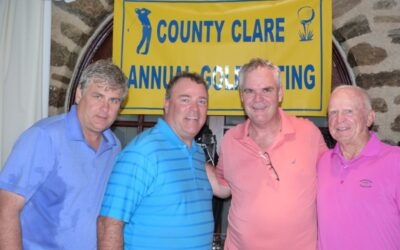 COUNTY CLARE GOLF OUTING BENEFIT FUND NEW YORK 2016 DONATE SIX THOUSAND DOLLARS TO WEST CLARE CANCER CENTRE!!!!!!!