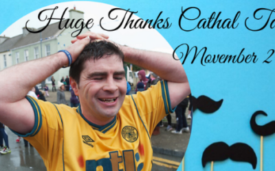 CATHAL TALTY'S MOVEMBER 2019 FUNDRAISER – €500.00 FOR THE WEST CLARE CANCER CENTRE!!!!!