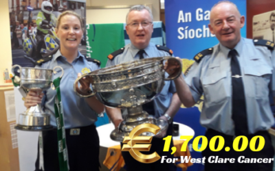 COFFEE MORNING MEMORIAL FUNDRAISER RAISES €1700.00 FOR WEST CLARE CANCER CENTRE