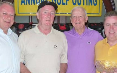 COUNTY CLARE GOLF OUTING BENEFIT FUND NEW YORK 2017