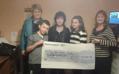 Tony Lynch Memorial Tractor Run Raises €3,000 for West Clare Cancer Centre