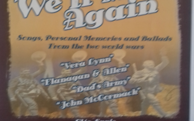 """CRACK'D SPOON THEATRE GROUP – """"WE'LL MEET AGAIN"""" FINALE IN AID OF THE WEST CLARE CANCER CENTRE & SLAINTE AND CHLAIR GROUP."""