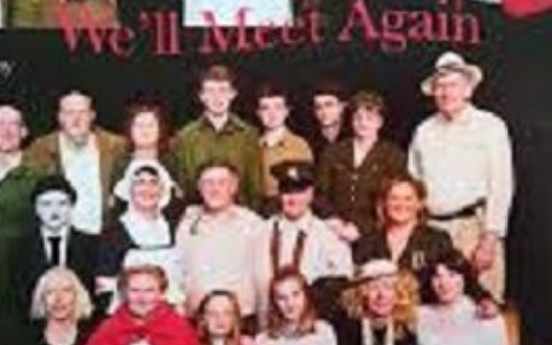 CRACK'D SPOON THEATRE COMPANY – WE'LL MEET AGAIN – €500.00 RAISED FOR WEST CLARE CANCER CENTRE!!!!!