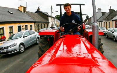 WEST CLARE TRACTOR RUN 2017